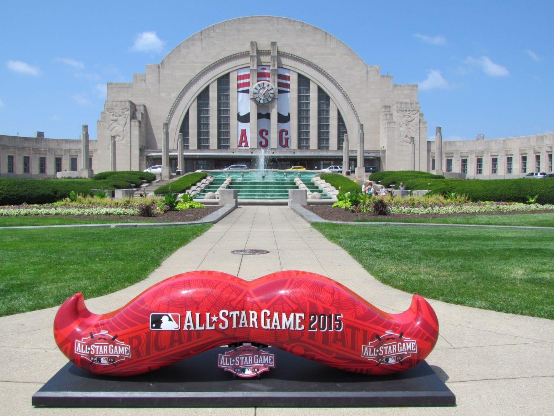 The Cincinnati All Star Game Museum Center