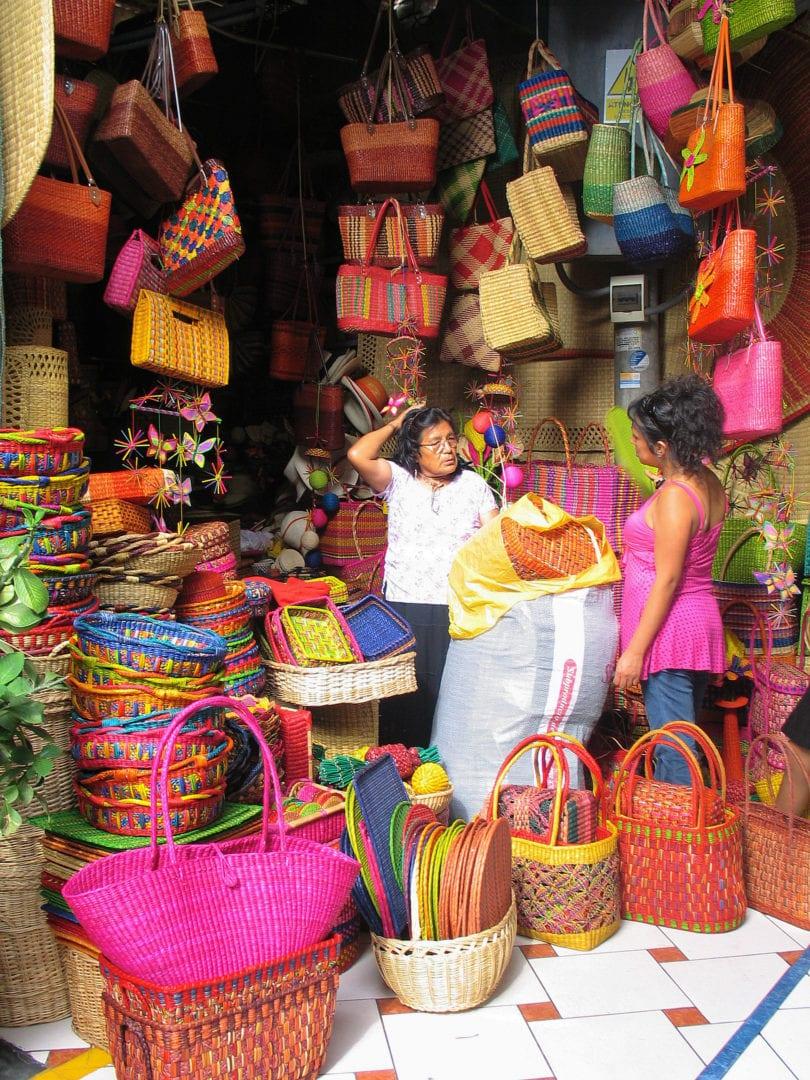 A basket store