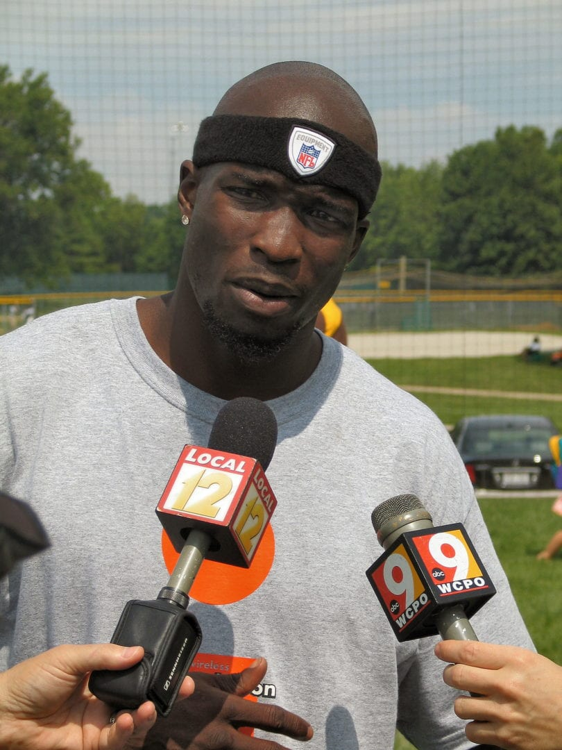 An interview with Chad Johnson
