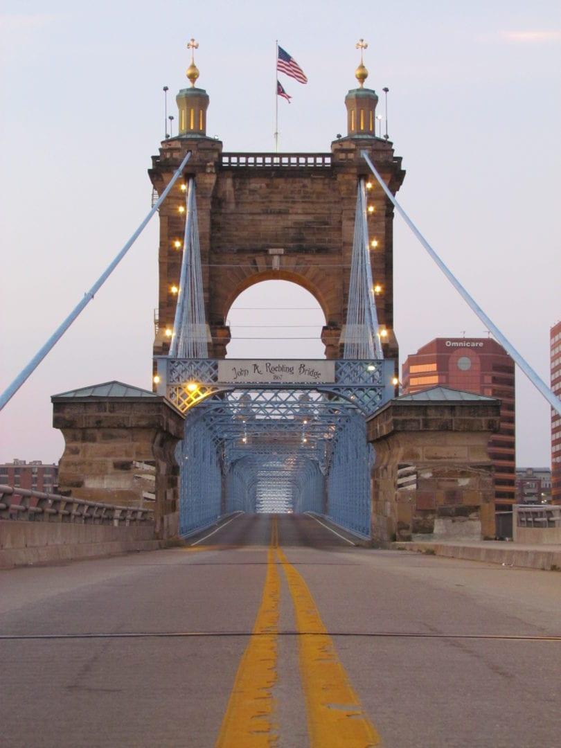 A historic bridge