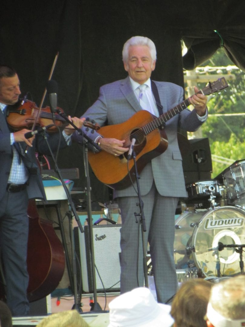 An image of Del McCoury