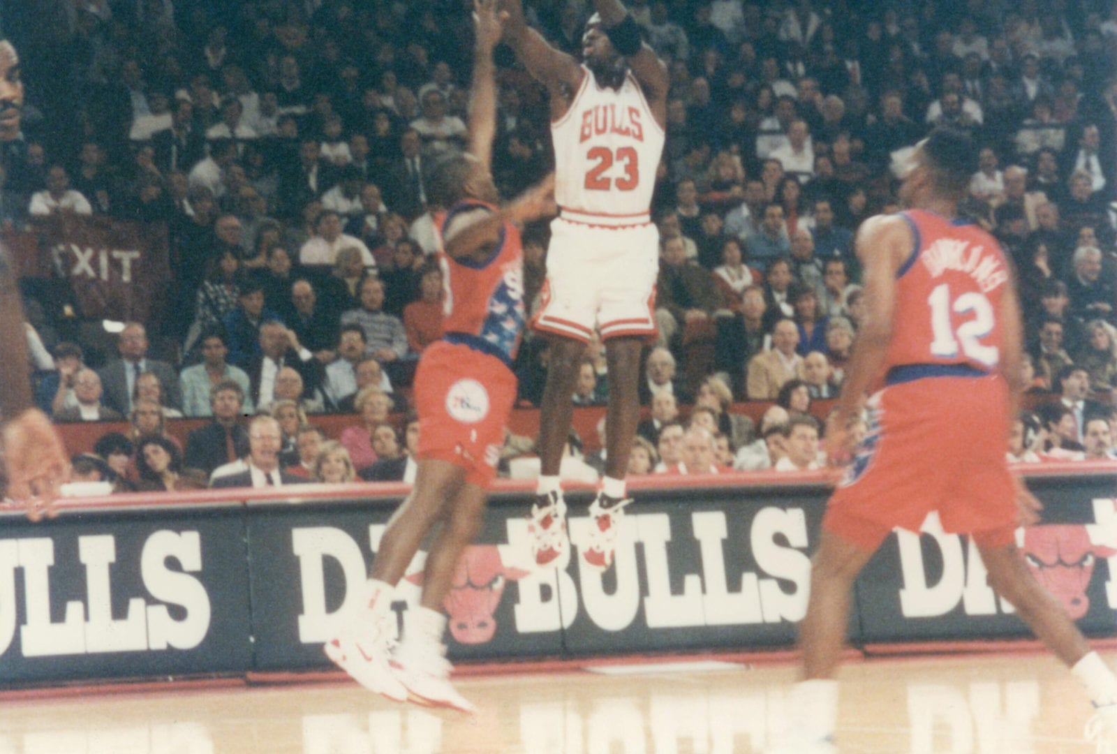 A high jump from MJ