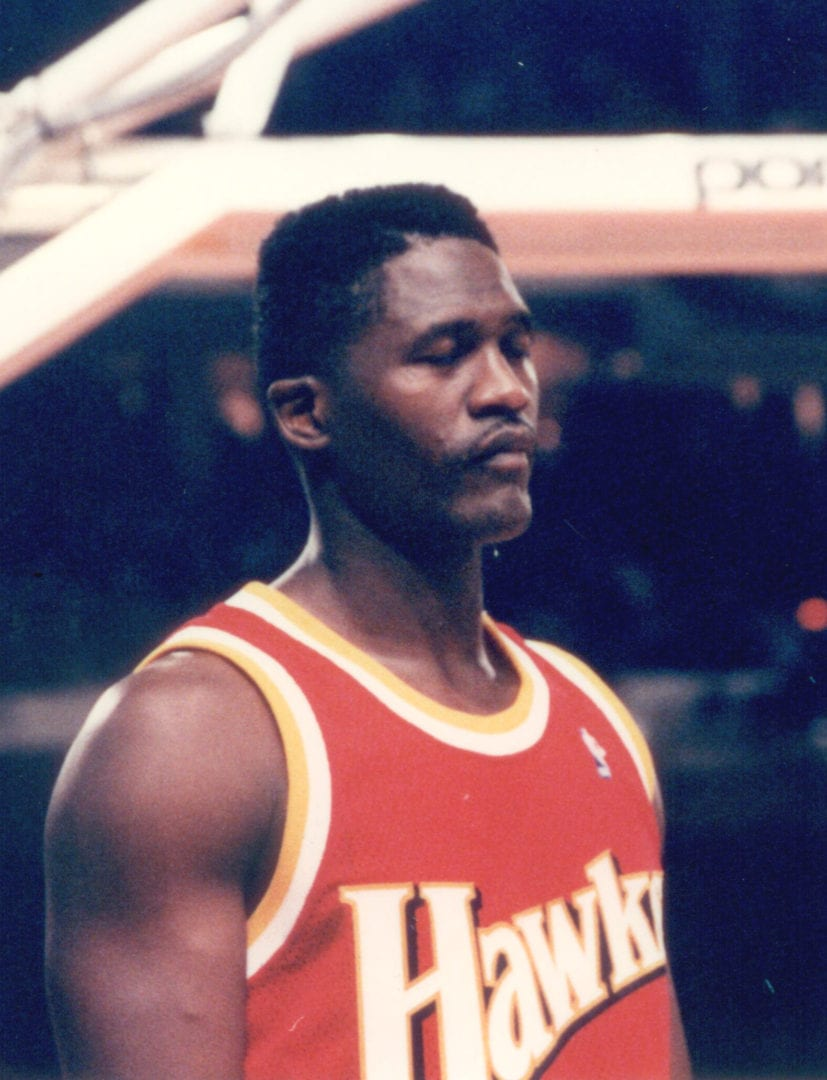 An image of Dominique Wilkins