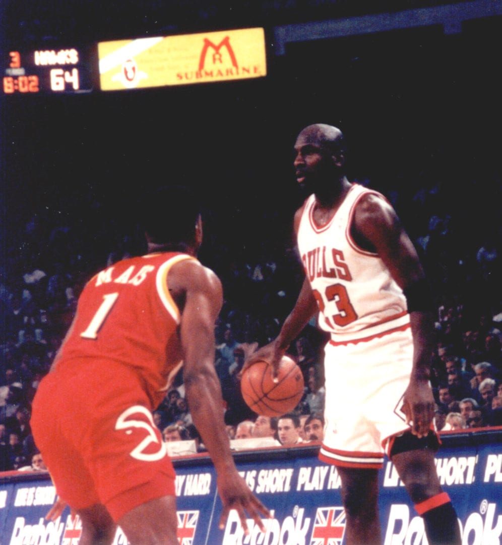 MJ and Travis Mays
